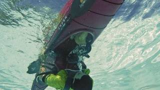 How To Do a Wet Exit from a Kayak