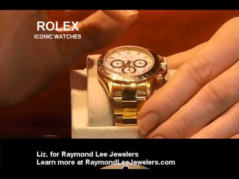 Rolex Watches: The 5 Most Iconic Rolexes