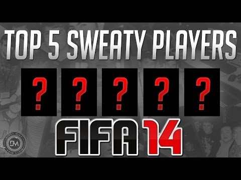 Top 5 Sweaty OP Players (Strikers / Wingers) in FIFA 14 Ultimate Team  - Guide to  Best Squad