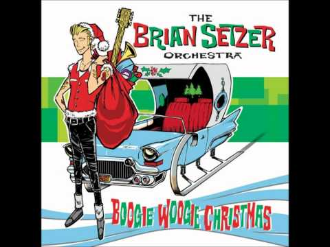Brian Setzer Orchestra  Baby Its Cold Outside
