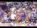Dennis Rodman Great Defense On Michael Jordan 1989 NBA ECF