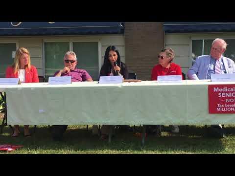 Anuja Rajendra - Impact of Cutting Medicaid in Michigan
