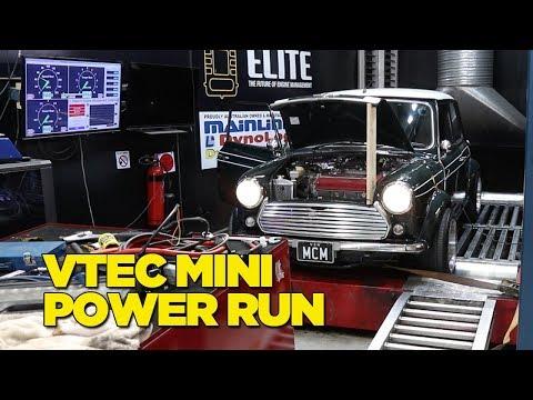 VTEC Mini Power Run