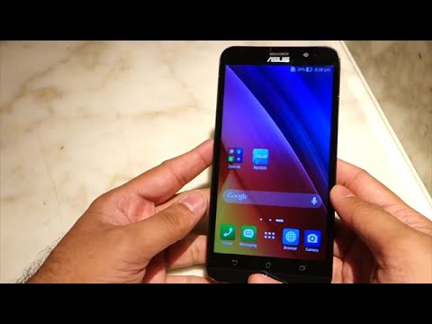 Asus Zenfone 2 Hands on & First Impressions (4GB RAM)