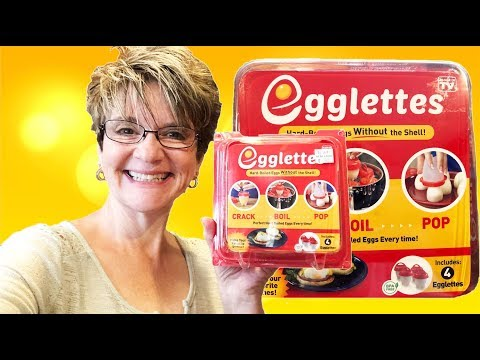 EGGLETTES - AS SEEN ON TV - DO THEY REALLY WORK?