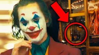 JOKER Trailer Breakdown! Batman New Origin Revealed!