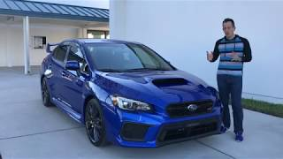 Why would you even buy a 2018 Subaru WRX STi? Boxer Rumble at it