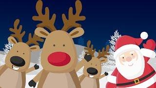 Rudolf el reno - Cuentos de Navidad - Cuentos cortos para niños