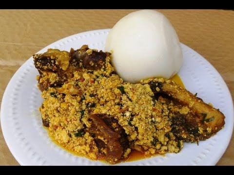 How To Make Egusi Soup Video