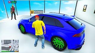 Ich KLAUE das JOKER AUTO in GTA 5 RP!