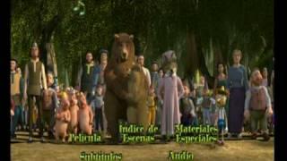 Shrek Dvd Menu 3915 Usbdata