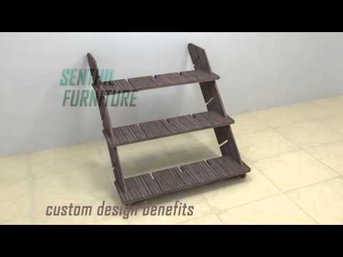 Golu Padi and Convertable Shelves