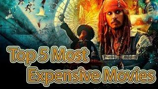 Top 5 Most Expensive Films | Tоп 5 Самые Дорогие Фильмы