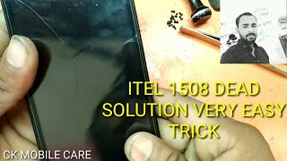 Itel S11 Plus Dead After Flash And Frp Reset Firmware 1000