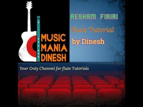 Resham Firiri flute tutorial by Dinesh