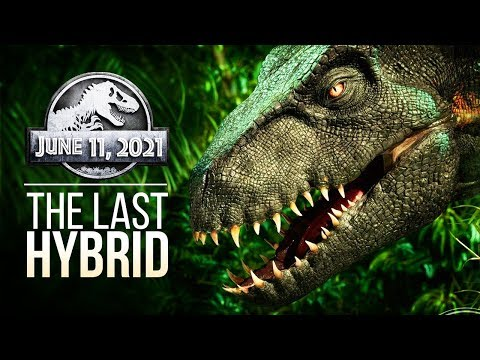 NO MORE HYBRIDS? INDORAPTOR THE LAST ONE | Jurassic World 3 News