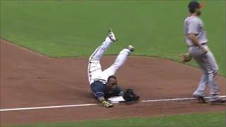 MLB Worst Slides