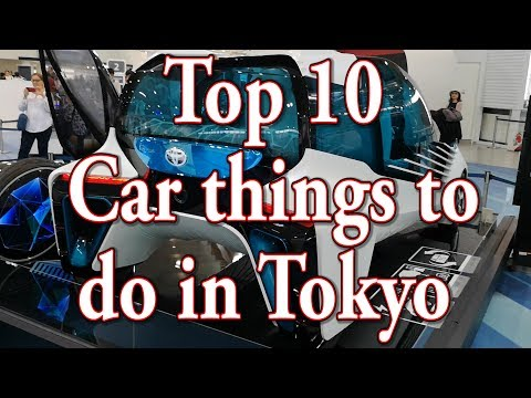 Top 10 Car things to do in Tokyo