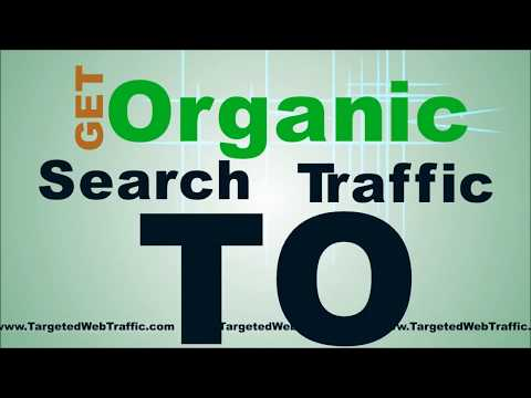 How To Get Organic Traffic   Organic Search Traffic   Buy Google Organic Traffic   Keyword Traffic