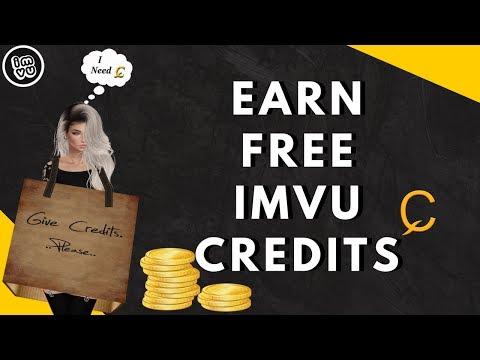 How to Earn Credits | IMVU | 2017 |