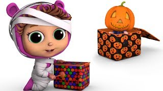 Pop Goes the Weasel | Halloween | Fun Costumes!