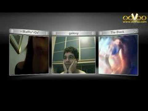 Test audio ooVoo - FraFra - Galex - The Black