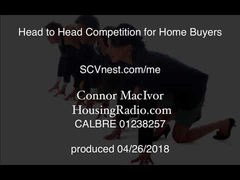Head to Head competition for Home Buyers