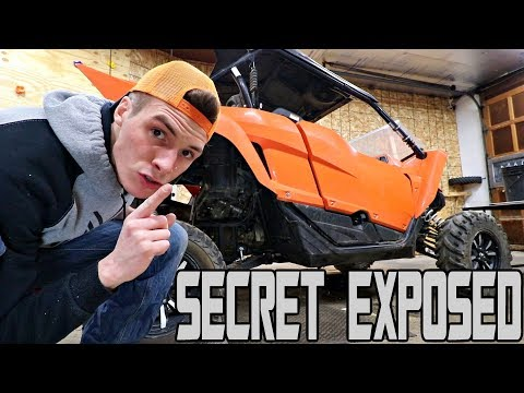 CRUSH & I HAVE A SECRET let me explain...