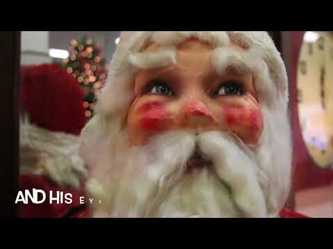 Santa celebrates 80 years with the Malchow family