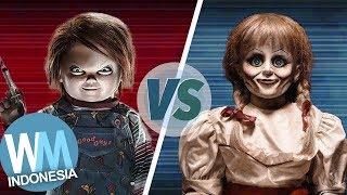 VERSUS: Annabelle VS Chucky   Siapa Boneka Terseram Di Film Horor !!