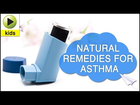 Kids Health: Asthma - Natural Home Remedies for Asthma