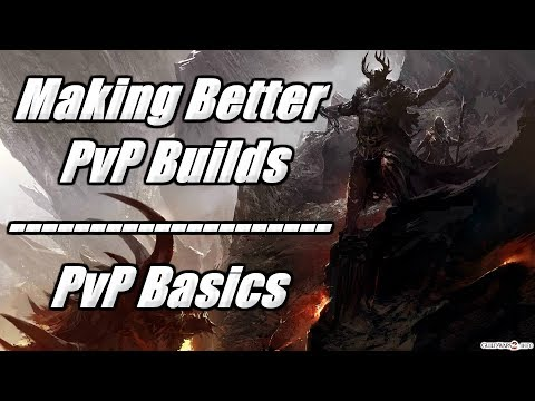 Guild Wars 2 PvP Guide - The Basics of PvP Build Making - (Make Better Builds!)