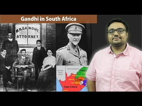HFS9/P1: Gandhi before India: struggle in South Africa- Assessment