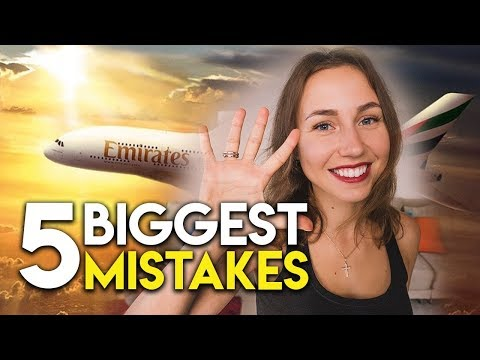 Top 5 Biggest mistakes expats make when moving to Dubai.