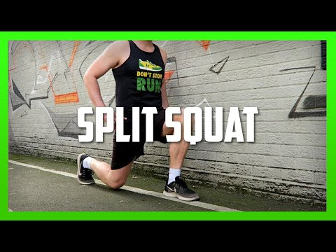 Split Squats: How to Build Leg Strength [Ep35]