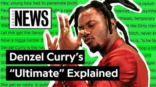 """Looking Back At Denzel Curry's """"Ultimate"""" 