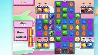 Candy Crush Saga Level 2807  No Booster