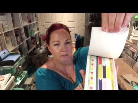 Scrapbooking/Card making supply haul
