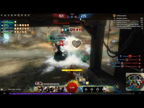 Guild Wars 2 Daily PvP 2016 12 08 Thief 5