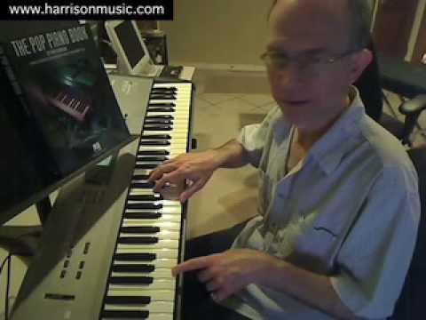 R&B Ballad Piano Lesson by Mark Harrison.mp4