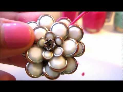 DIY♥: Recreate Your Old Jewelry( using pastel colors)