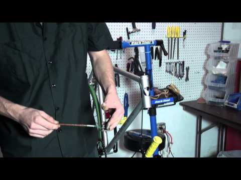 How to Install a Road Bike Fork
