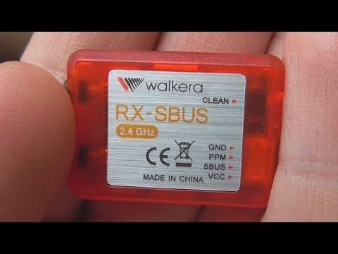 Walkera Receiver (RX-SBUS, PPM for DEVO7,F7,10,F12E)