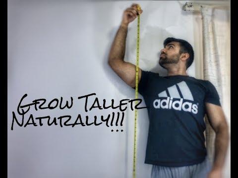 Exercises To Grow Taller Naturally