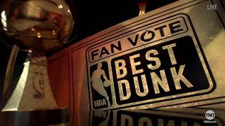 2017 NBA Awards Dunk of the Year