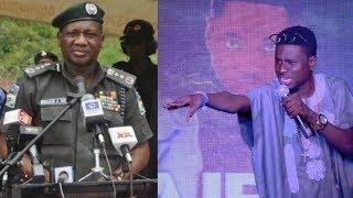 Kenny Blaq Crake Jokes On IGP Transmission Speech And President Buhari