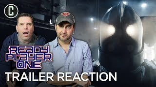 "Ready Player One ""Come With Me"" Trailer Reaction & Review"
