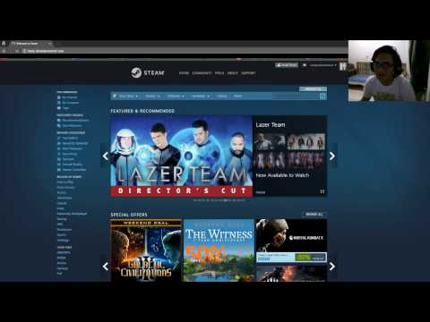 How To Top Up Steam Wallet Card - Noob way
