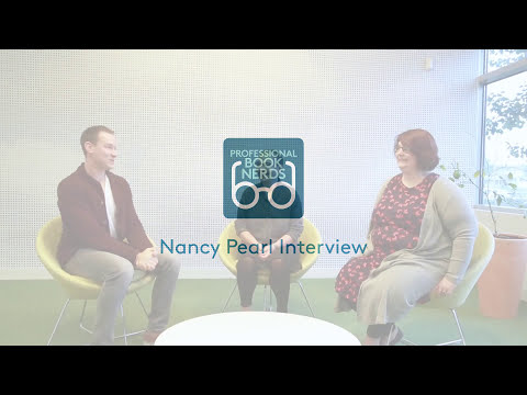 Nancy Pearl Interview - Professional Book Nerds