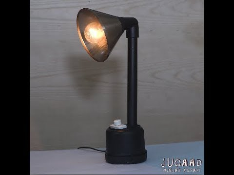 How to Make Dimmable Nightstand Lamp